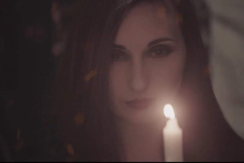 Still from the Already Gone video for Witchy Woman