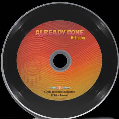 8-Tracks by Already Gone CD