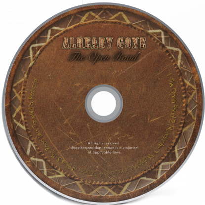 The Open Road EP by Already Gone
