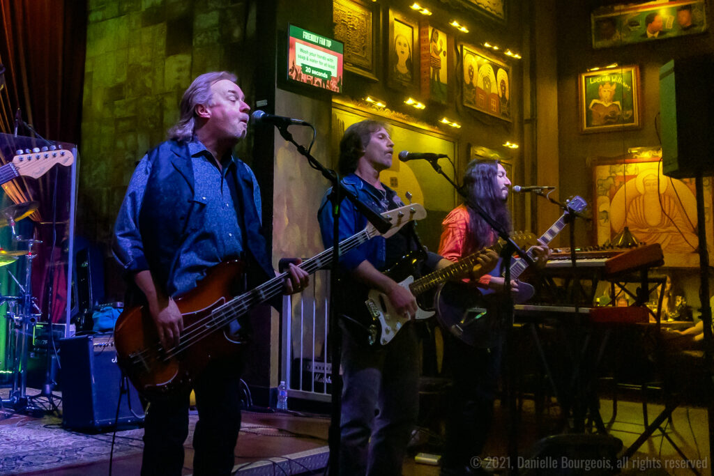 Already Gone Performs The Eagles at HOB Houston Restaurant
