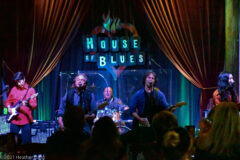 Already Gone Brings Live Music Back to Houston House of Blues Restaurant